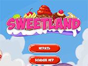 Історія про країні солодощів