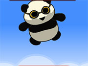 Ракетна літаюча панда