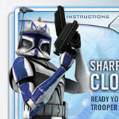 Зоряні війни: Тренування стрільби