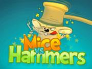 Тварини: миші проти молотка