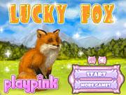 Тварини: щаслива лисиця