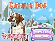 Тварини: собака рятувальник