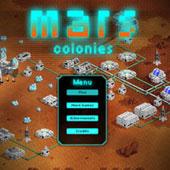 Економічна стратегія: Марсіанські колонії