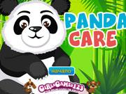 Тварини: догляд за пандою