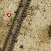 Стратегії військові: Захисти станцію з поїздами