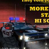Гонки на джипах з поліцією