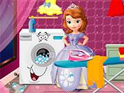 Прибирання гладити білизну