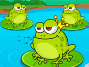 Пригоди жаби
