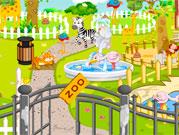 Прибирання в зоопарку