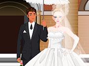 Барбі весілля одягалки
