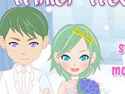 Чудова весілля взимку