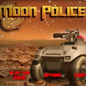 Гонки на джипах: Космічна поліція