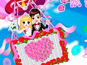 Романтичне весілля в небі