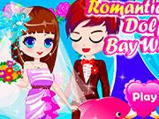 Романтичне весільне шоу дельфінів
