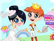 Історія принца і принцеси