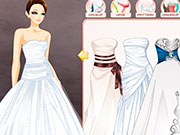 Складний вибір весільного плаття