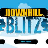 Спорт: Спуск на лижах