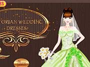 Сстильная весілля вікторіанської епохи