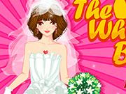Стильна наречена в білому
