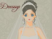 Одевалка для елегантної весілля