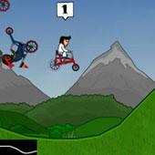 Спорт: Гонки на велосипедах