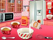 Кухня Сари пряниковий будиночок
