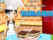 Кухня Сари тірамісу