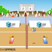 Спорт на двох: Волейбол