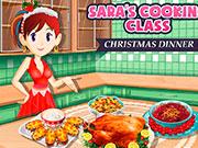 Кухня Сари різдвяна вечеря