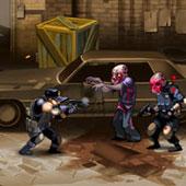 Стрілялка зомбі 2: Поліцейський проти зомбі