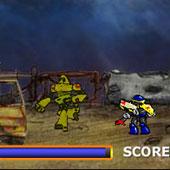 Стрілялка: Повстання роботів 2