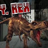 Динозавр в Місті