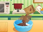 Готуємо шоколадно-апельсиновий пиріг