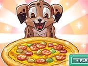 Готуємо піцу для цуценяти