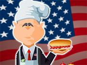 Президент готує їжу