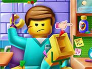 Лего осіб у лікарні