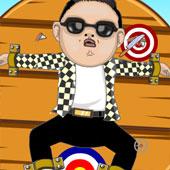 Прикол над Psy