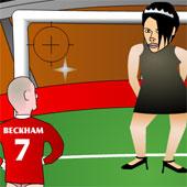 Прикол над Бекхемом