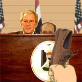 Приколи над Бушем