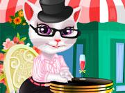Анжела кішка
