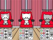 Три кошеняти