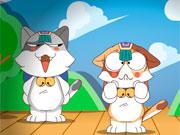 Смішні кішки