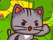 На двох кішки бродилки