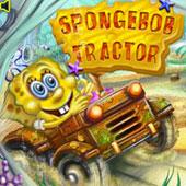 Спанч Боб перегони на тракторах