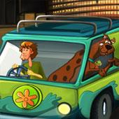 Парковка Scooby Doo