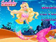Барбі принцеса перлинна
