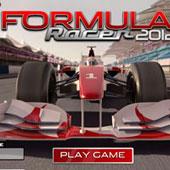 3Д гонки: Формула 1