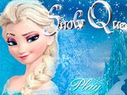 Холодне серце королева Ельза