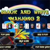 Маджонг Чорно-Білий