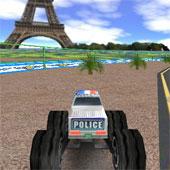 Машинки Поліцейський Джип